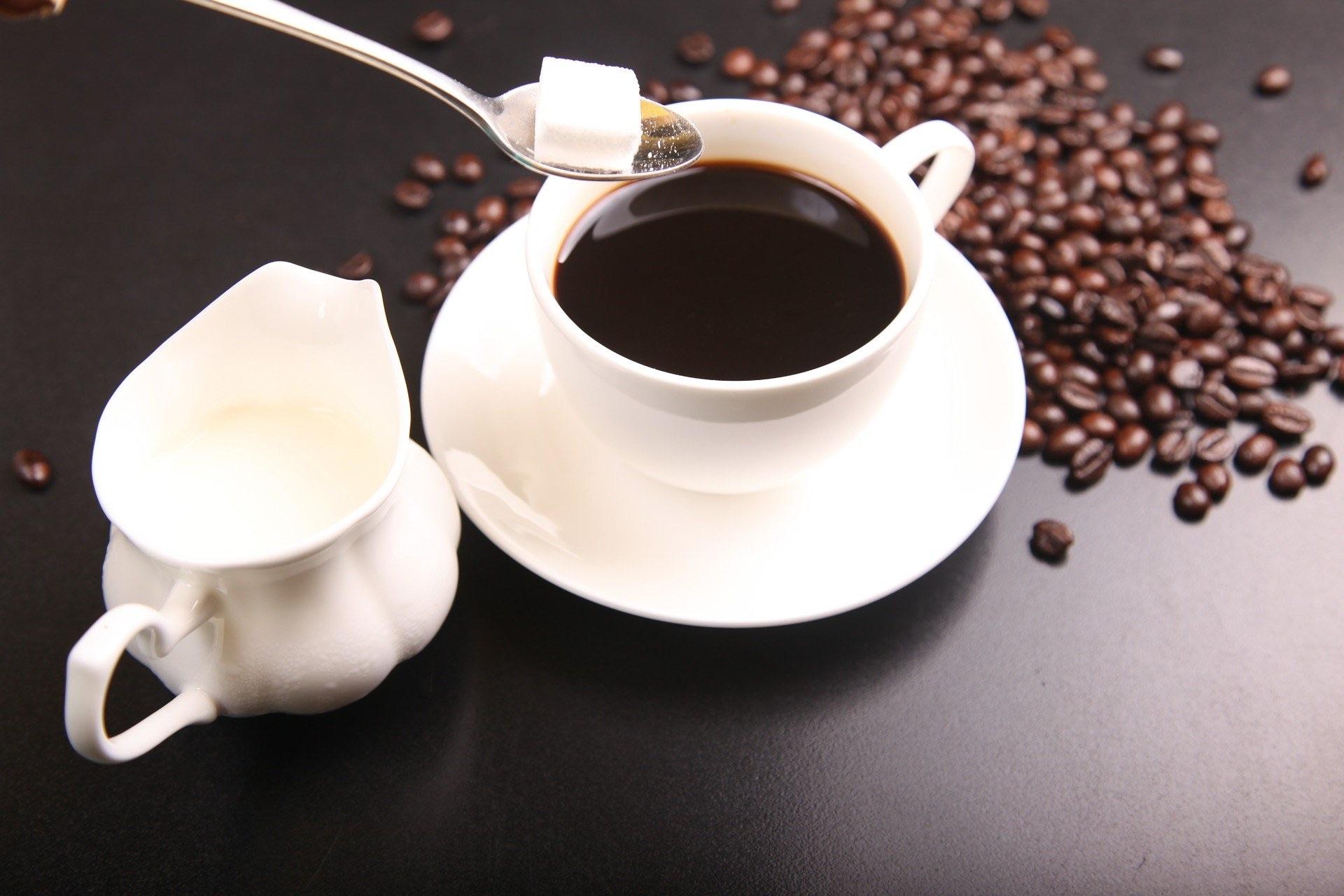 Kring: 'Koffie'