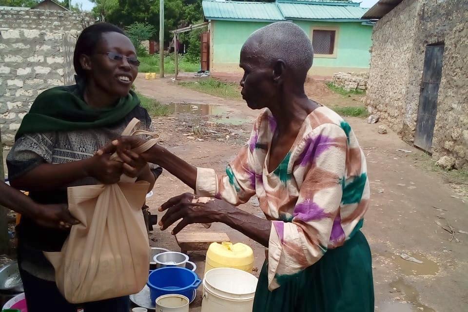Voedselpakketten voor Kenia nodig